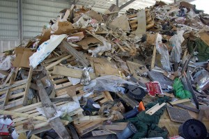 Construction and Demolition Waste Sorting