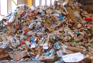 Commercial and Industrial Waste Sorting