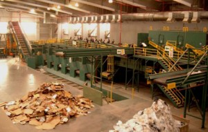 Commercial and Industrial Recycling