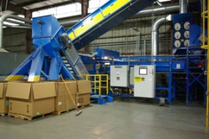 Eelectronic Waste Recycling Equipment