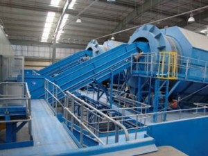 Waste Recycling Equipment