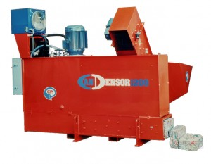 Recycling Equipment can densor