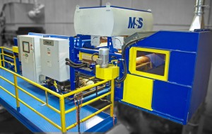 MSS Inc. Releases New Optical Sorter- CIRRUS™- New High-Resolution NIR, Color and Metal Sorting System