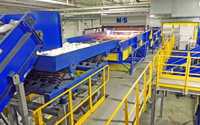 Lorain Recycling Complex Hosts Open House- Features MSS CIRRUS Optical Sorters