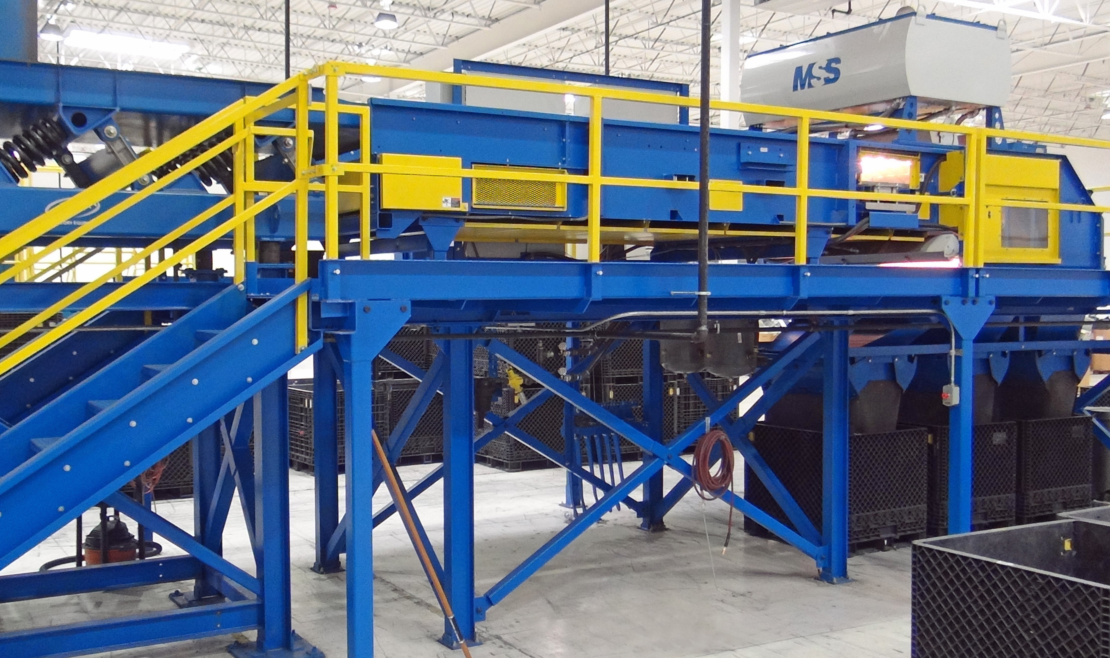 CIRRUS optical sorter recycling