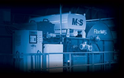 MSS Unveils Next-Generation Optical Fiber Sorting Technology
