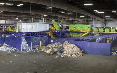 Mid Valley Disposal Partners with CP Group to Open 35 TPH System