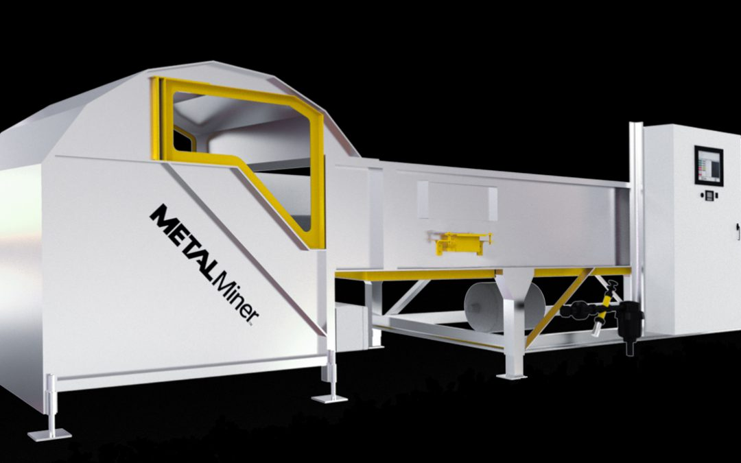 MSS Announces the Next Generation of Metal Recovery Technology