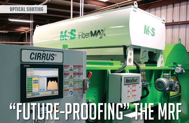 Future-Proofing the MRF with FiberMax